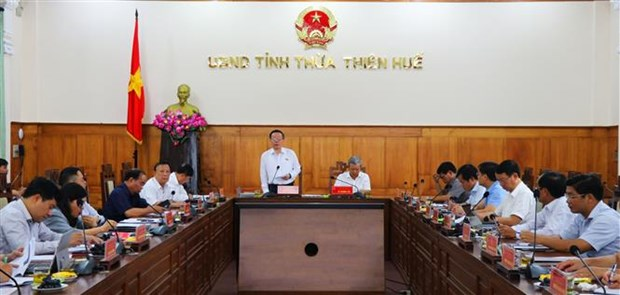 Thua Thien-Hue province ensures progress of election preparation hinh anh 1
