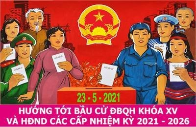Quiz promotes knowledge on regulations on NA, People's Councils elections hinh anh 1