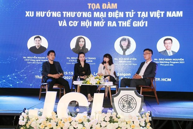 E-commerce – lifebuoy helping businesses overcome market fluctuations: workshop hinh anh 1