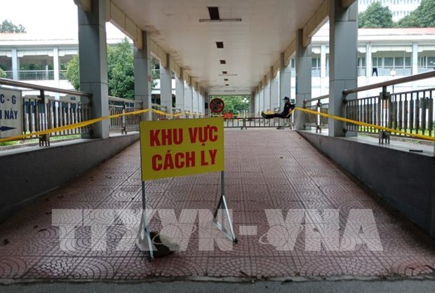 Vietnam records three imported COVID-19 cases on March 22 evening hinh anh 1