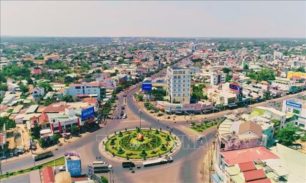 Binh Phuoc targets becoming industrialised province hinh anh 1