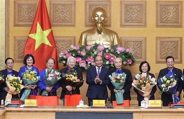 Prime Minister meets generations of youth union officials hinh anh 1