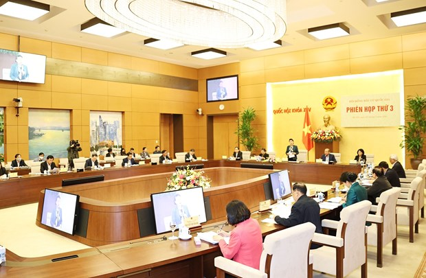 Consultative conferences held to ensure democracy in elections hinh anh 4