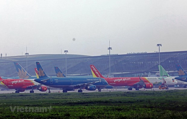 Airlines forecast to lose over 15 trillion VND in 2021 hinh anh 1