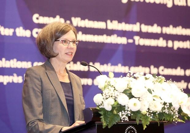 CPTPP benefits Vietnam-Canada trade ties: experts hinh anh 2