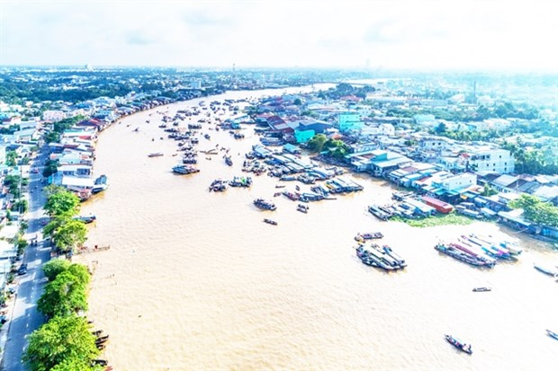 Mekong Delta needs 16.5 billion USD to foster sustainable development hinh anh 1