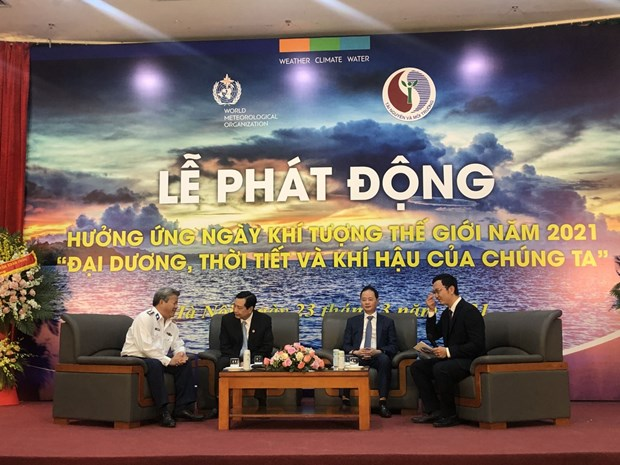Hydro-meteorological forecasting helps facilitate sustainable livelihoods hinh anh 1