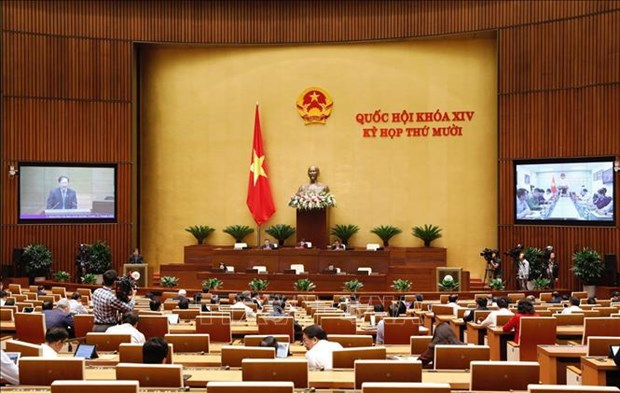 National Assembly's 11th sitting to open on March 24 hinh anh 1