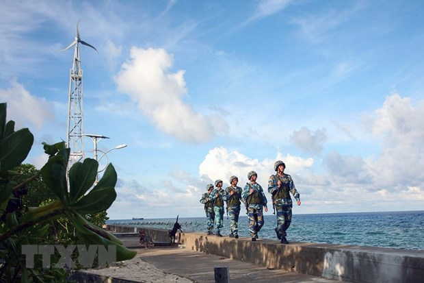 Economic-defence zones aim to consolidate security in strategic areas hinh anh 1
