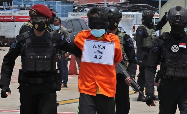 22 IS-affiliated terror suspects arrested in Indonesia hinh anh 1