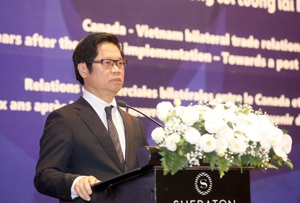 CPTPP benefits Vietnam-Canada trade ties: experts hinh anh 3