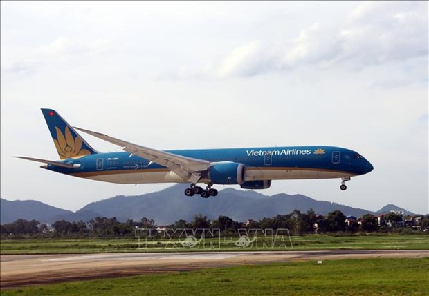 Vietnam Airlines to pioneer digital health passport project hinh anh 1