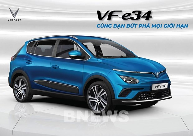VinFast puts new electric vehicle model on market hinh anh 1