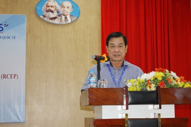 Experts: RCEP offers easier rules of origin for Vietnam's exports hinh anh 1