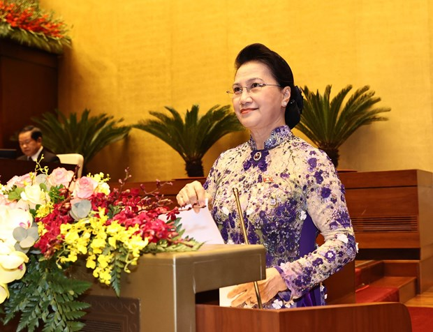14th NA's last session significant to transition in State agencies: top legislator hinh anh 1