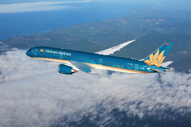 Vietnam Airlines starts plan on direct services with US hinh anh 1