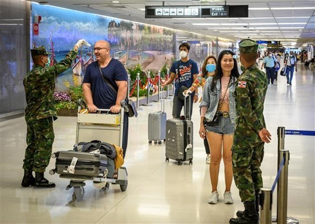 Thailand in talks for travel bubbles hinh anh 1
