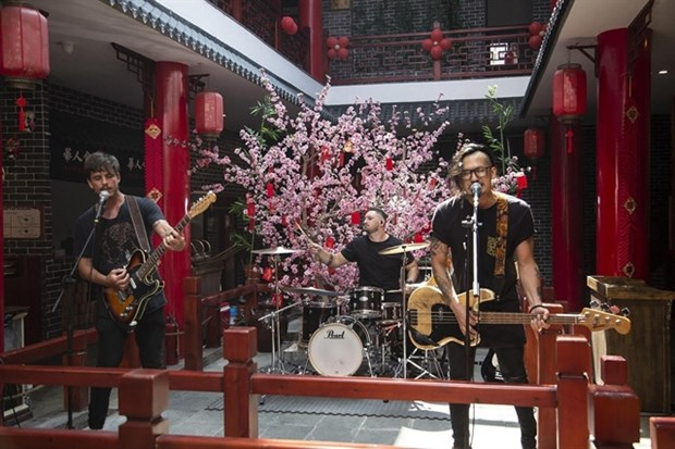 Vietnam-based band achieves international recognition from Spotify hinh anh 1