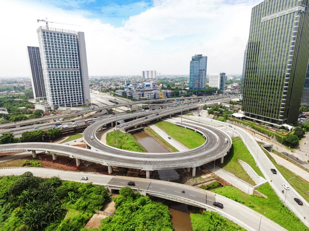 Indonesia needs to invest 460 bln USD in infrastructure till 2024 hinh anh 1