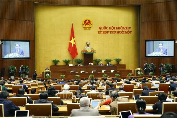 Second working day of NA broadcast live on national TV, radio hinh anh 1