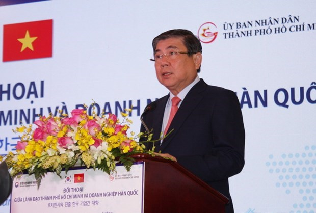 HCM City helping RoK businesses to tackle difficulties hinh anh 1