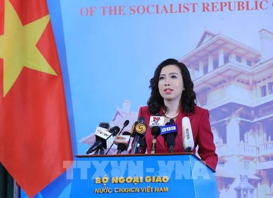Foreign Ministry spokesperson comments on international issues hinh anh 1