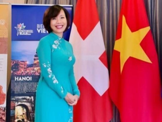 Vietnam-Switzerland relations thriving: Ambassador hinh anh 1