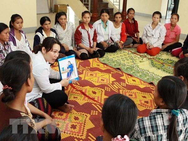Australia, World Bank support Vietnam's data survey on gender hinh anh 1