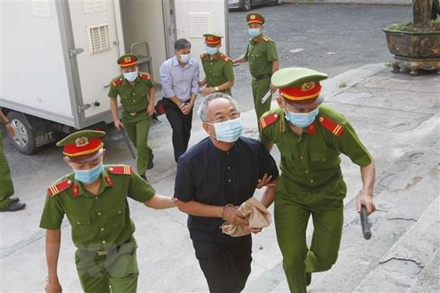 Court asks for further investigation in land-use violation case involving HCM City's former leader hinh anh 1