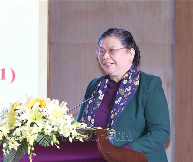 NA well performs parliamentary diplomacy: NA Vice Chairwoman hinh anh 1