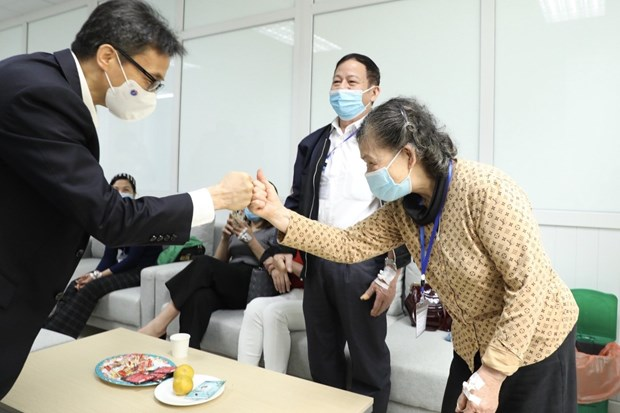 Vietnam to soon produce COVID-19 vaccine hinh anh 1