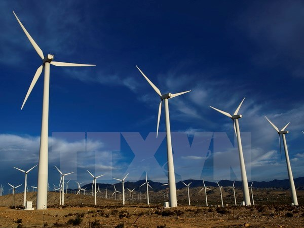 Vietnam promotes renewable energy for sustainable development hinh anh 1