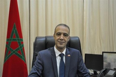 Morocco, Vietnam enjoy sound friendship, cooperation: diplomat hinh anh 1