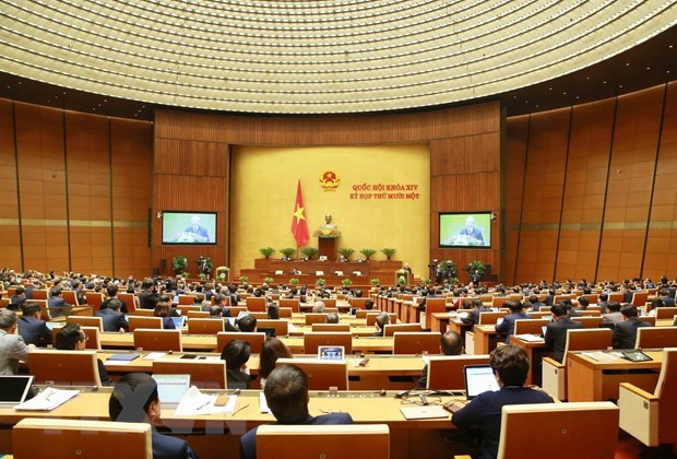 State's personnel affairs to be tabled at National Assembly next week hinh anh 1