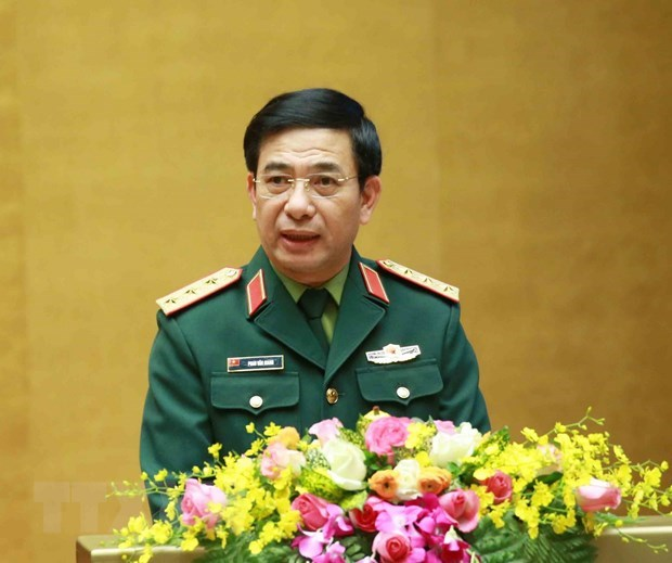 New perceptions, mindset about Vietnam's national defence hinh anh 1