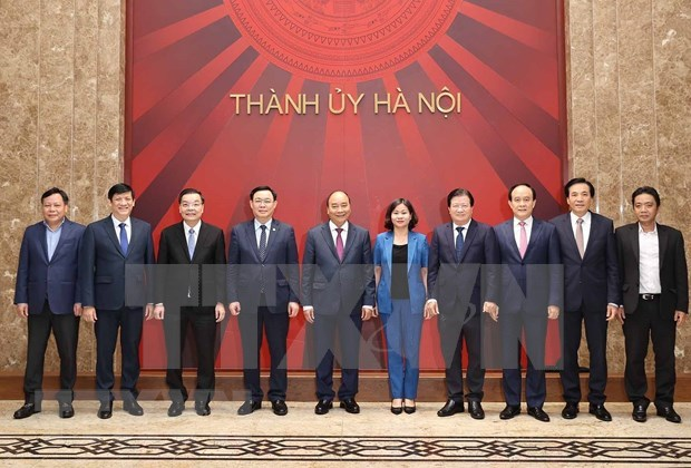 Prime Minister suggests Hanoi develop satellite cities hinh anh 1