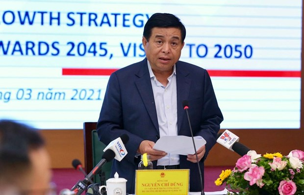 Green growth - A new approach in economic growth: Planning minister hinh anh 1