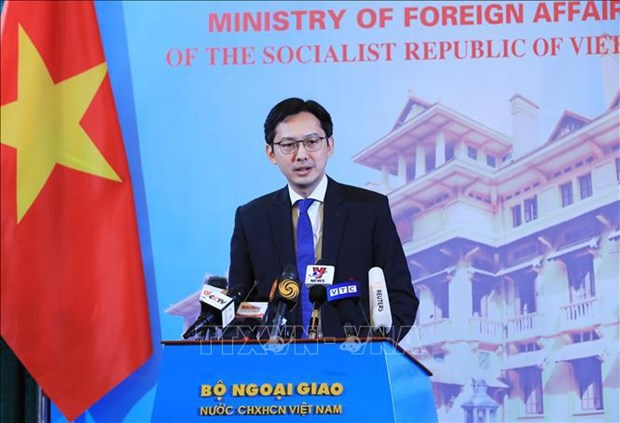 Vietnam to promote regional organisations' role in settling disputes hinh anh 1