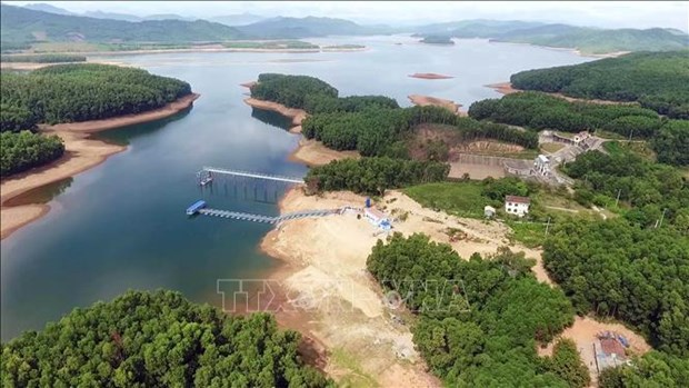 Vietnam to have national water resource monitoring system by 2030 hinh anh 1