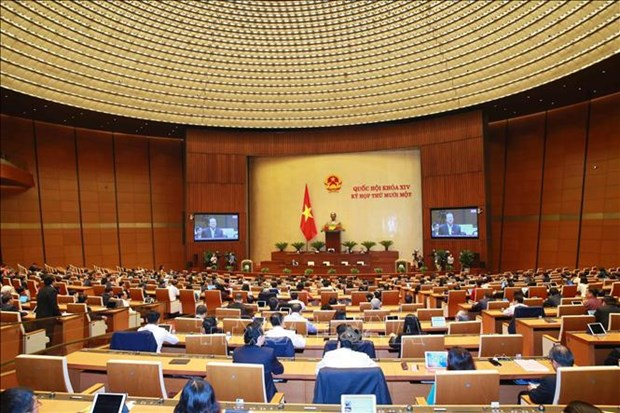 Leadership of NA, election council high on NA's agenda on March 30 hinh anh 2