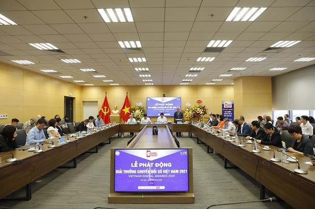 2021 Vietnam Digital Awards launched hinh anh 1