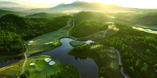 Golf Danang FantastiCity Open 2021 to be held next month hinh anh 1
