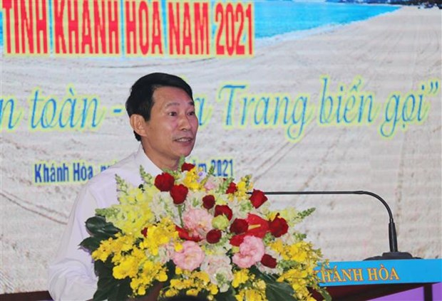 Khanh Hoa busy promoting local tourism hinh anh 1