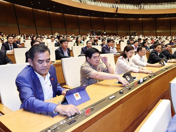 Revised Law on Drug Prevention and Control adopted hinh anh 1