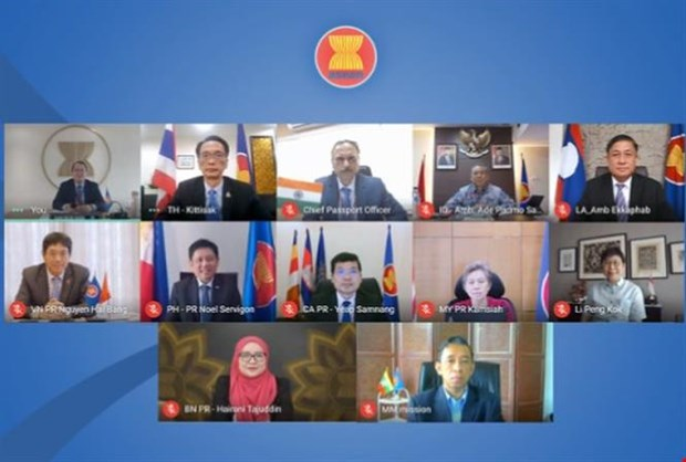 ASEAN-India joint cooperation committee holds 21st meeting hinh anh 1
