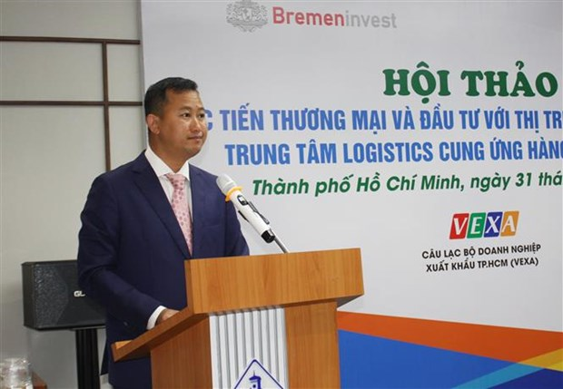 Germany's Bremen state - Gateway to the EU for Vietnamese firms hinh anh 1