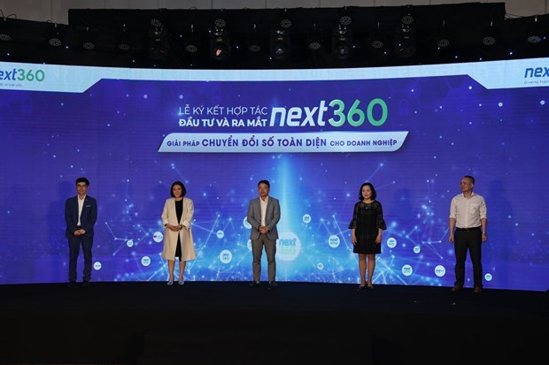 Solutions introduced to help MSMEs in digital transformation hinh anh 1