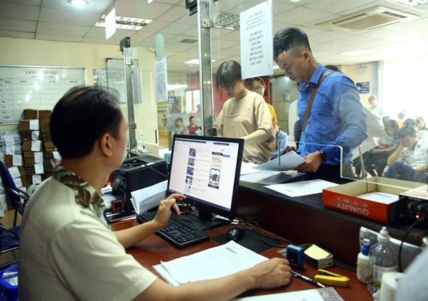 Newly-established firms down in Q1 hinh anh 1