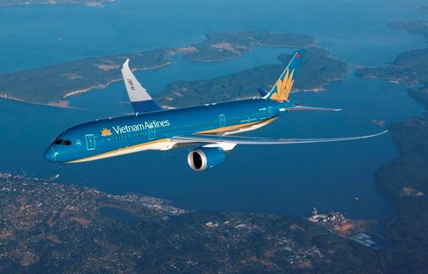 Vietnam Airlines to resume international flights hinh anh 1