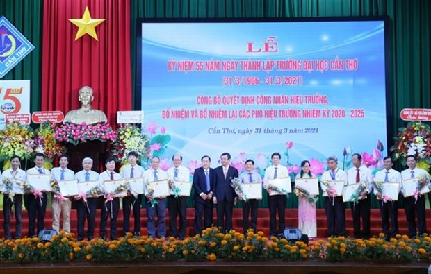 Can Tho University looks to be among top regional, global education establishments hinh anh 1